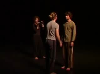 video still from camera